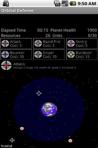 Orbital Defense Ad Free