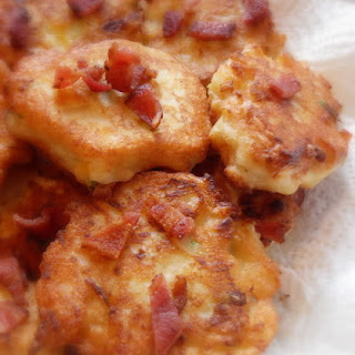 Potato And Cheese Fritters Recipes