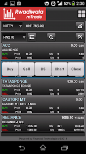 R. Wadiwala M Trade- screenshot thumbnail