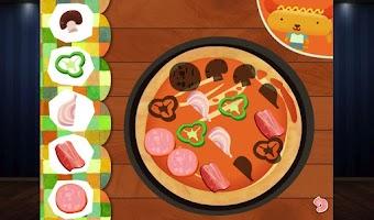 Screenshot of Donut's ABC: Restaurant