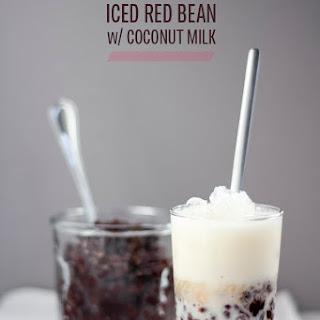 Red Beans Coconut Milk Recipes