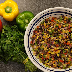 The Perfect Black Bean Salsa