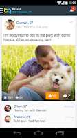 Screenshot of BoyAhoy - Gay Chat & Dating