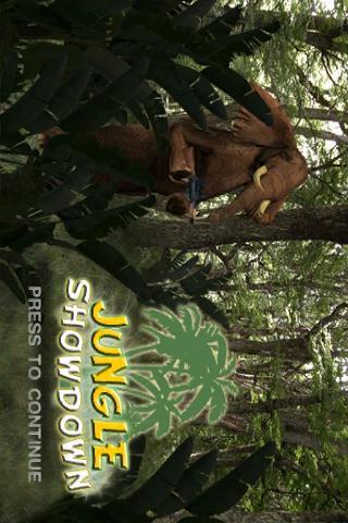 Jungle Showdown