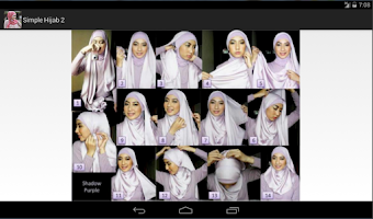 Screenshot of Simple Hijab 2