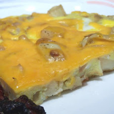 Spanish Tortilla (Lighter Version)