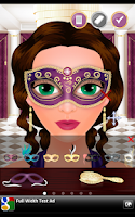 Screenshot of Mask Makeup Game for Girls