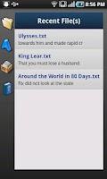 Screenshot of Toilet Reader