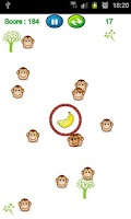 Screenshot of Tap Monkey