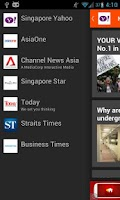 Screenshot of SG Headlines