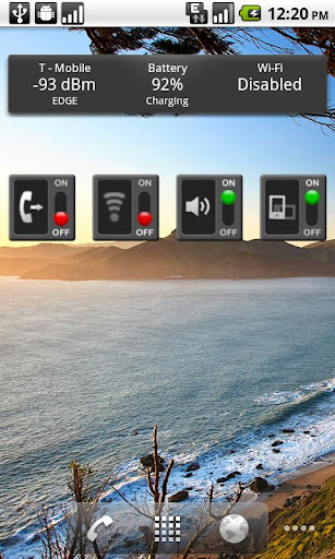 玩免費工具APP|下載WiFi Toggle Widget app不用錢|硬是要APP