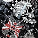 British Punk Kirakira Rock icon