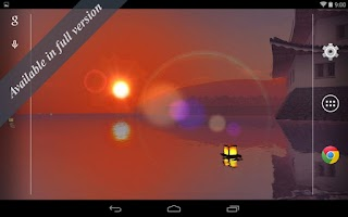 Screenshot of Lantern Festival 3D Free