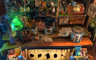 Screenshot of Grim Legends