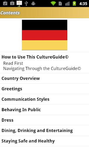 【免費旅遊App】Germany Culture Guide-APP點子