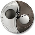 Yin Yang Clock 2 Widget icon