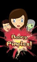 Screenshot of Aaarg, Pimples! - pop zit pus