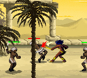 Sand Storm Revelations: The Official Mobile Game