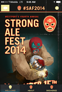 Strong Ale Fest 2014 - screenshot