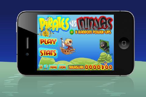 Pirates VS Ninjas HD