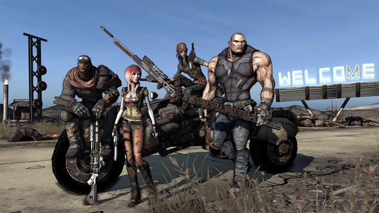 Original Borderlands multiplayer to migrate to Steam