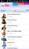Screenshot of Suno1024 FM