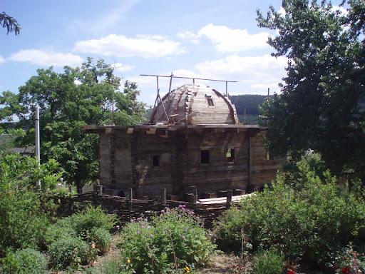 Biserica de Lemn - Palanca