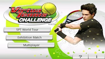 Screenshot of Virtua Tennis™ Challenge
