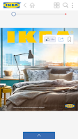 Screenshot of IKEA Catalog