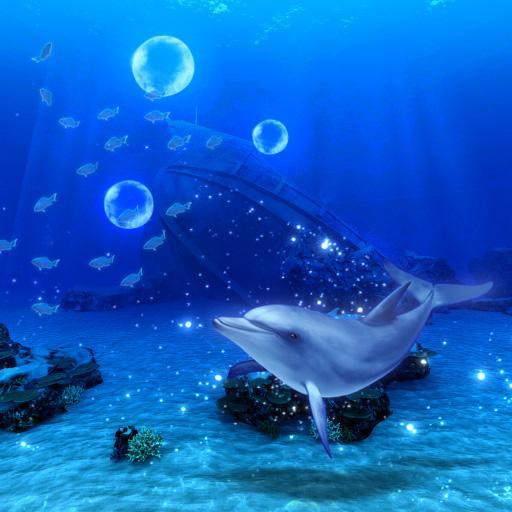 个人化のBlue Sea ~月の祈り~ LOGO-記事Game