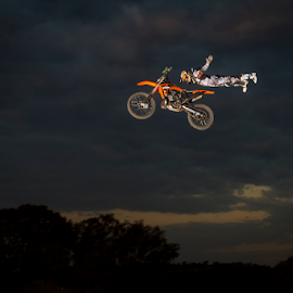 Rocksolid by Rich Sutherland - Sports & Fitness Motorsports ( motocross, freestyle motocross, fmx, motorcycle, stunt )