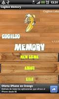 Screenshot of Cogiloo Memory
