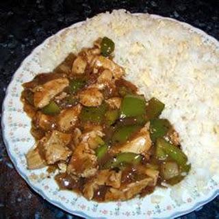Chicken Garlic Black Bean Sauce Recipes