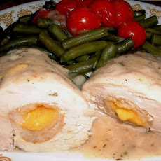 My Stuffed Chicken Breasts