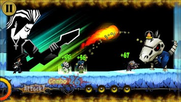 Screenshot of 搖滾殭屍 (Zombie Rocker)