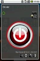 Screenshot of On Air (Wifi Disk)