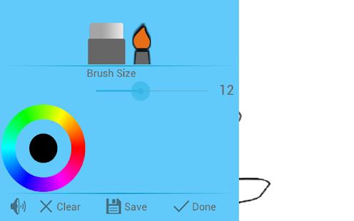 Learning Coloring Game for Kid- screenshot thumbnail