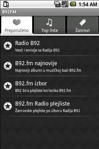 B92FM