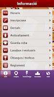 Screenshot of Cursa Lluís Companys