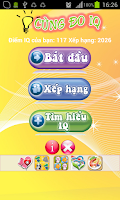 Screenshot of Kiểm Tra IQ