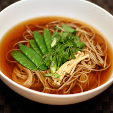 Dinner Tonight: Hot Soba