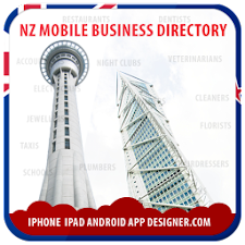 NZ Mobile Business Directory