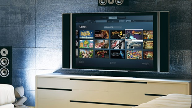 Valve talks in-home game streaming with SteamOS