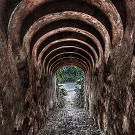 Sally Port, Fort Canning Hill, Singapore. by Shahrul A Hamid - Buildings & Architecture Public & Historical (  )
