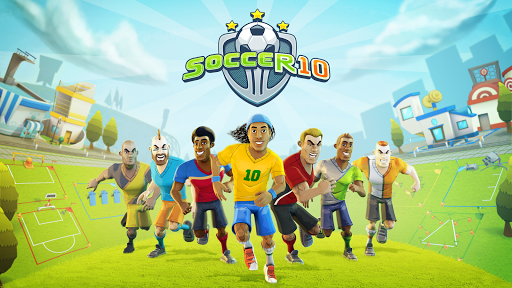 SocceR10 - screenshot