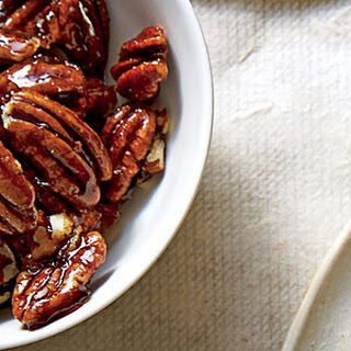 Honeyed Pecans