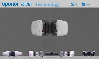 Screenshot of Uponor RTM™ Interactive