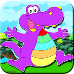 Coloring Game-Proud Alligator Apk
