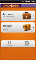 Screenshot of UnionBank UMobile