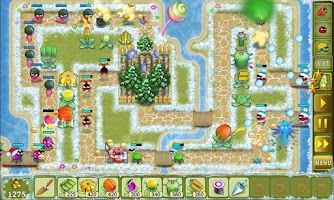 Screenshot of Garden Rescue CE
